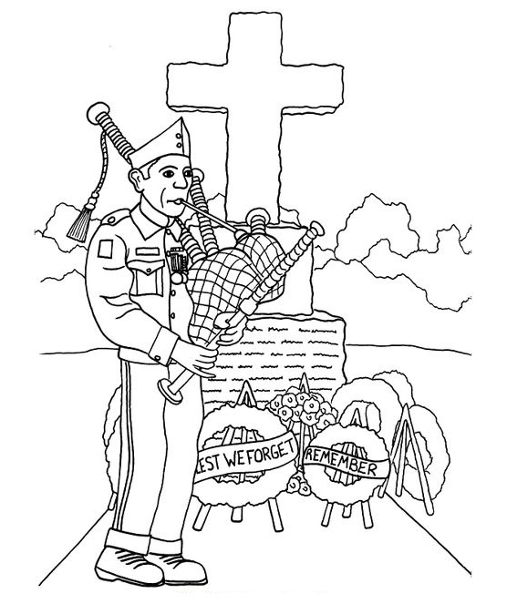 556x663 Veterans Day Coloring Pages Printable Thank You Sheets 2017
