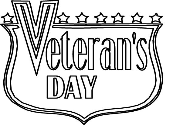 570x424 Veterans Day Coloring Pages For Kids
