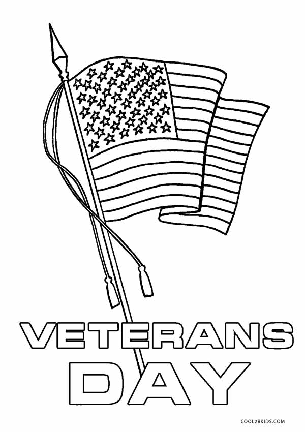 600x850 Free Printable Veterans Day Coloring Pages For Kids Cool2bkids