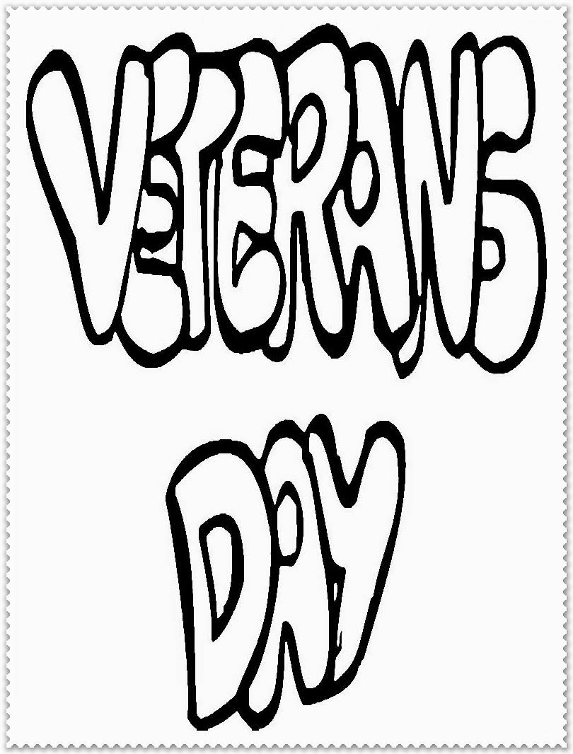 810x1066 Thanks You Veterans Day Coloring Pages