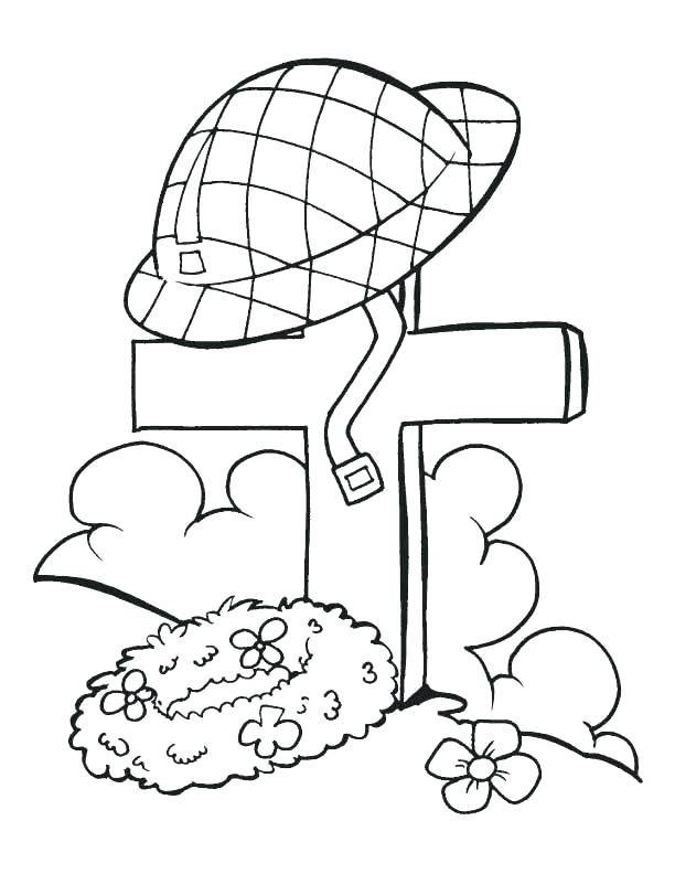 612x792 Veterans Day Coloring Sheet Related Posts Armistice Day Veterans