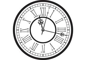 286x200 Free Clocks Vectors