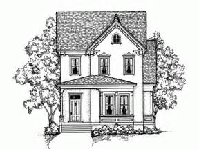 288x216 Drawing Victorian House Line Drawings 612x459 Illustrated Maps2