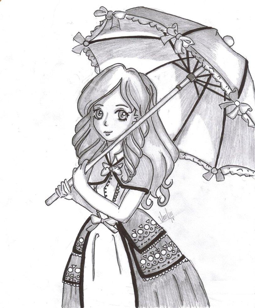 813x982 Victorian Girl By Stardroper