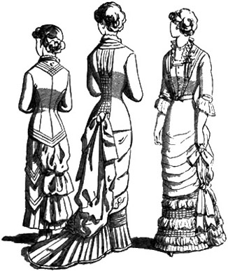 326x387 Victorian Dresses 1880s