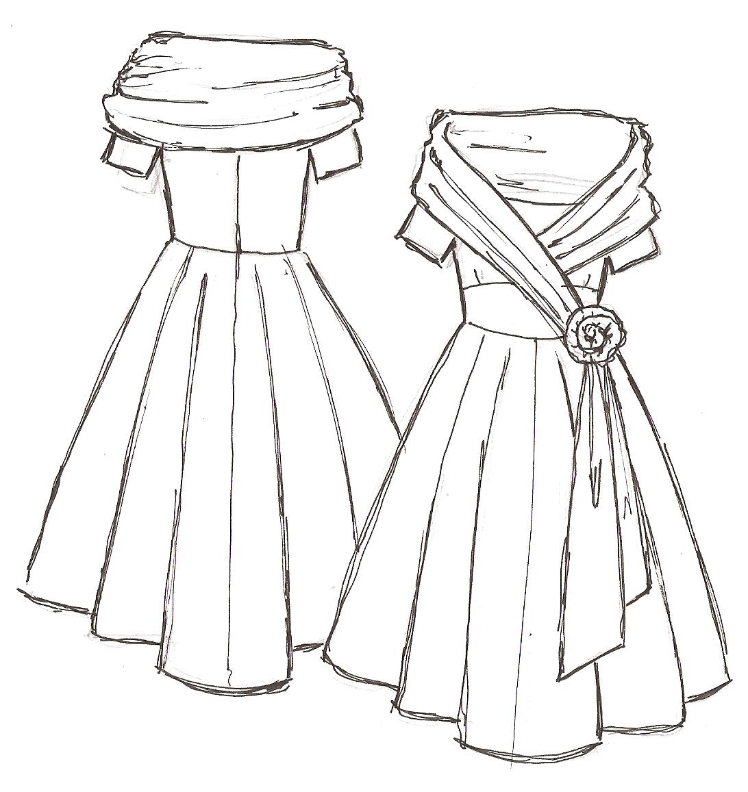 1092x1157 Victorian Wedding Dress Denver Dressmakers