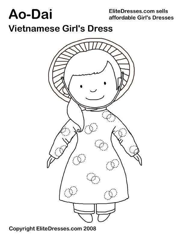 Vietnam Drawing