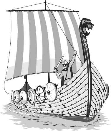 Viking Boat Drawing at GetDrawings.com | Free for personal use ...