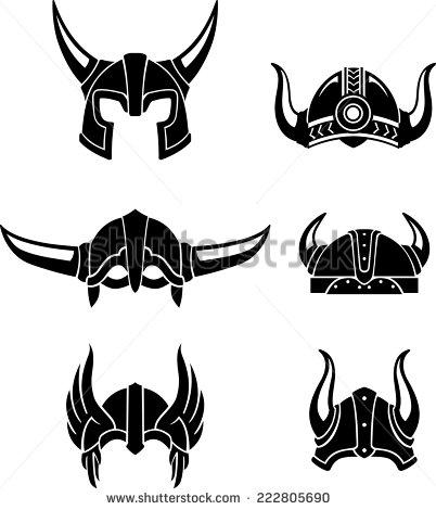 402x470 Medieval Bull Helmet