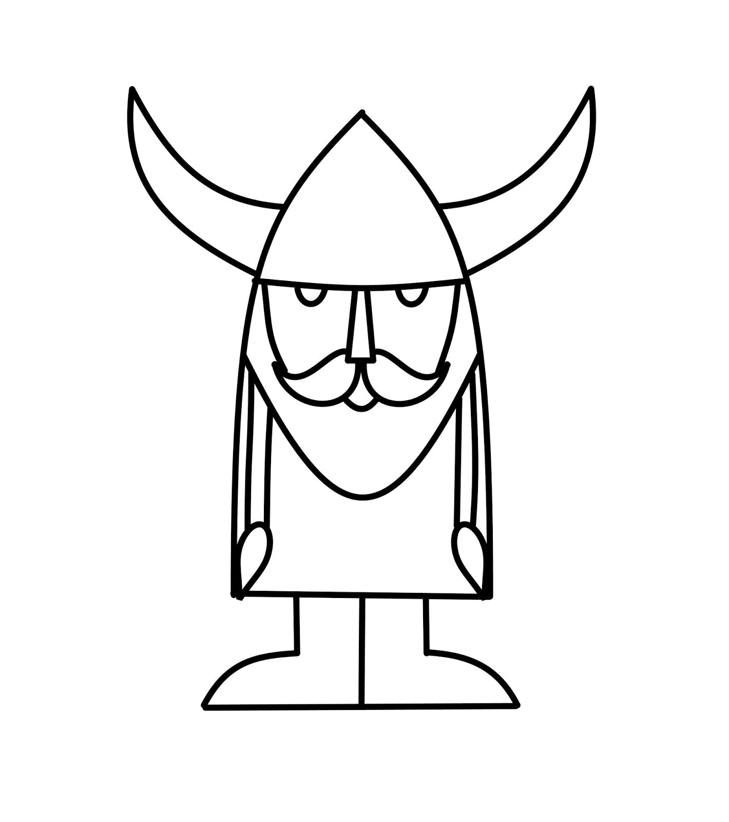1420x1600 Drawing Of A Viking Drawn Viking Viking Helmet