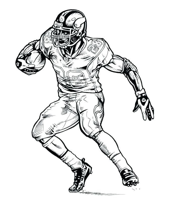 671x793 Minnesota Vikings Coloring Pages Coloring Pages Extraordinary