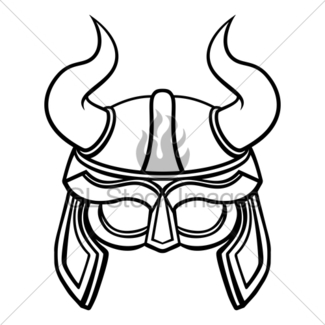 325x325 Sketch Pig In The Viking Helmet Gl Stock Images