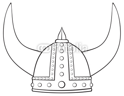 400x311 Viking Helmet Clip Art Viking Helmet Clip Art Item 2 Vector