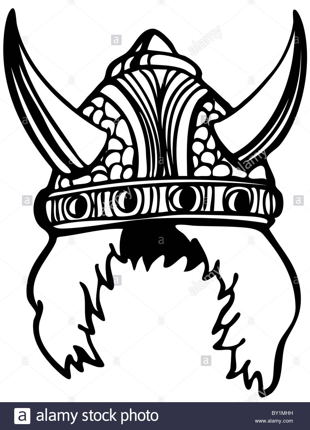 1002x1390 An Image Of A Viking Helmet Stock Photo, Royalty Free Image