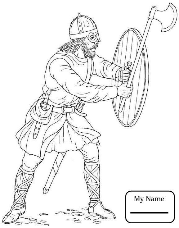 577x734 Coloring Pages History Viking Helmet Vikings
