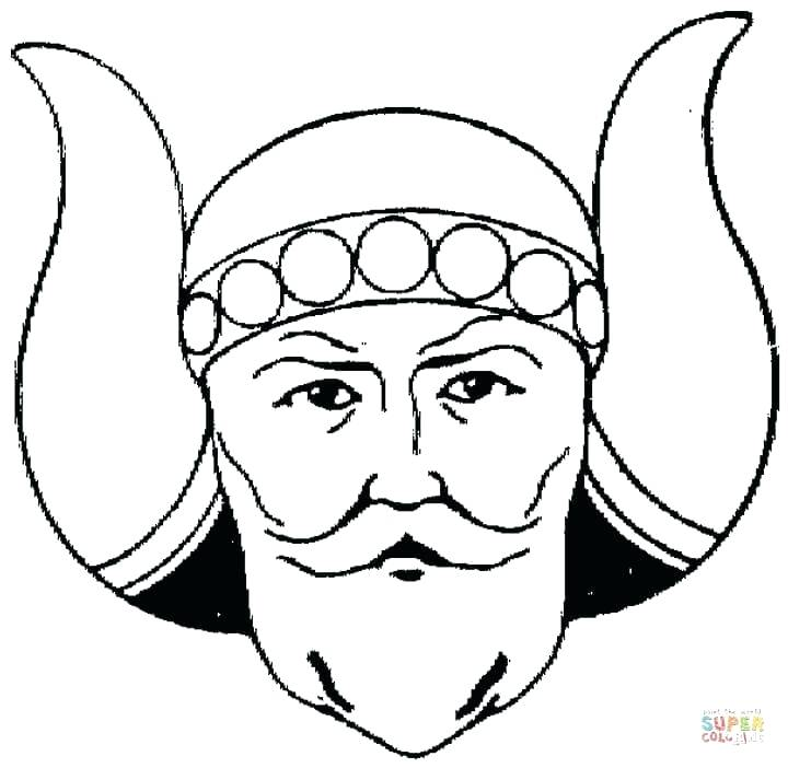 720x702 Viking Coloring Pages Cortefocal.site
