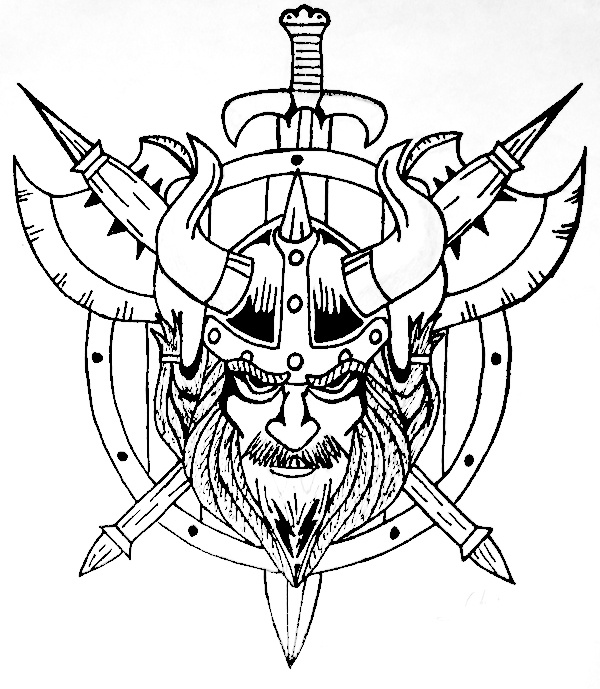 600x689 Tattoo Ideas On Celtic Tattoos Viking Tattoos