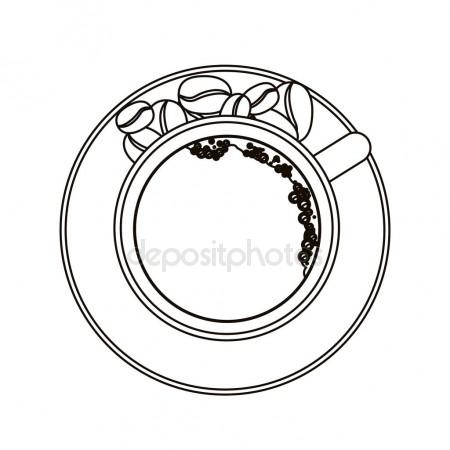 450x450 Viking Shield Icon In Outline Style Isolated On White Background