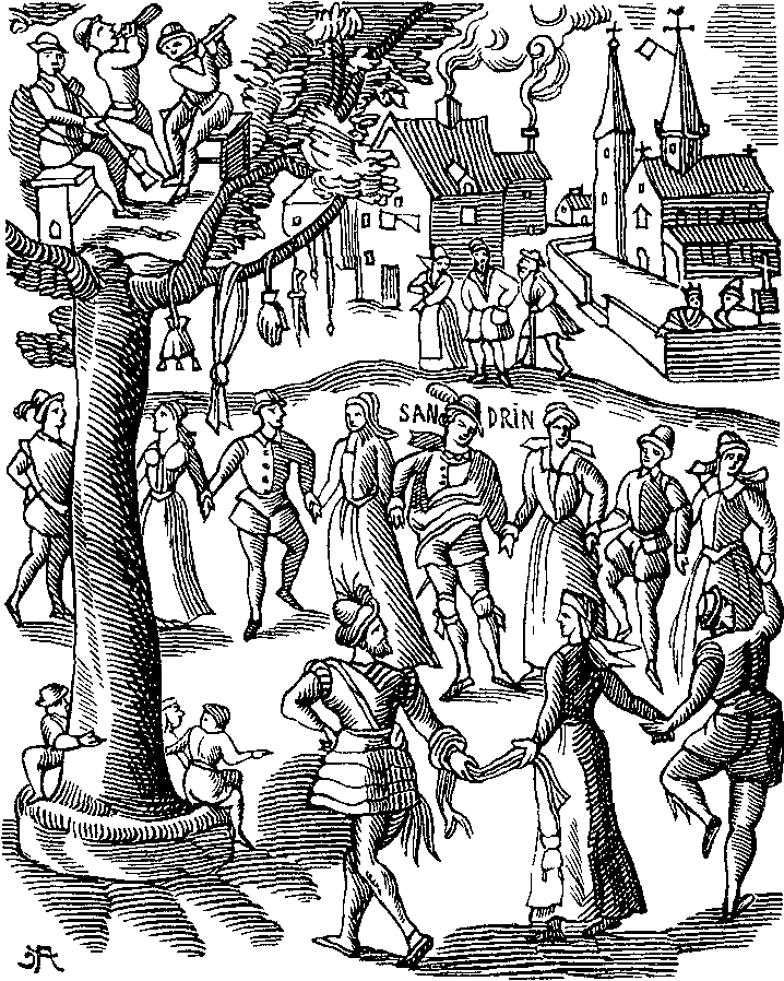 718x898 Filevillage Feast Fac Simile Of A Woodcut Of The Sandrin Ou Verd