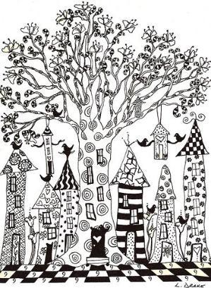 299x409 9 Village By Lunardesigns15, Via So Cute!!! By Frankie