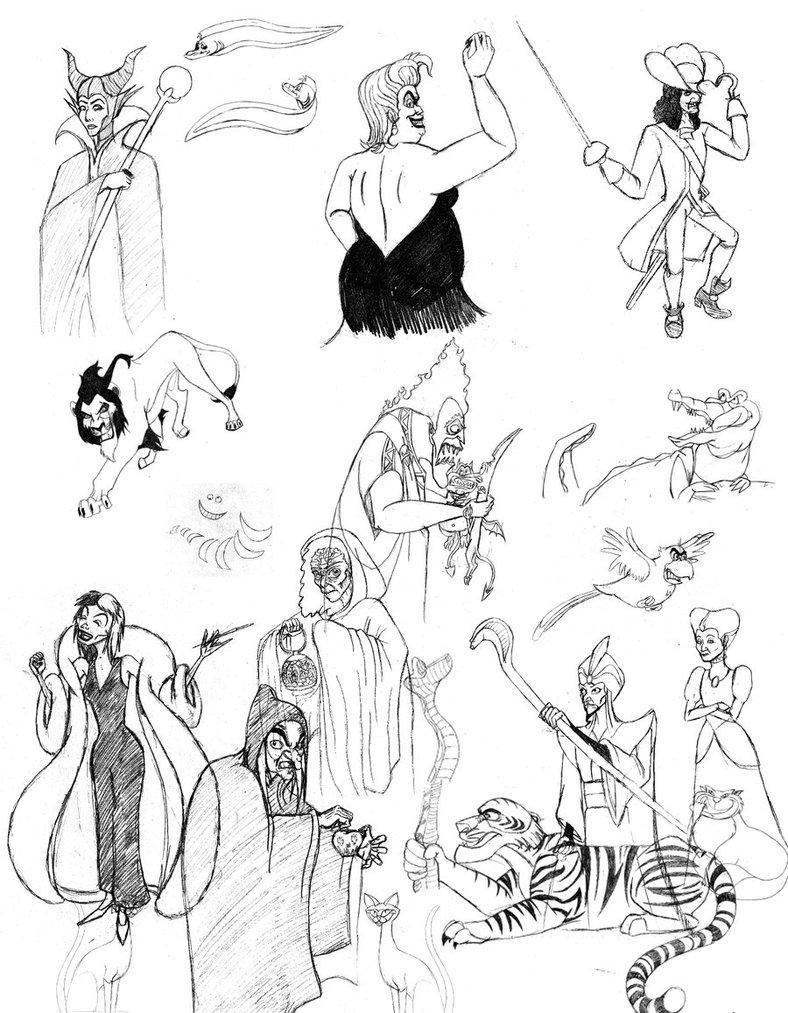 villain drawing at getdrawings com free for personal use villain