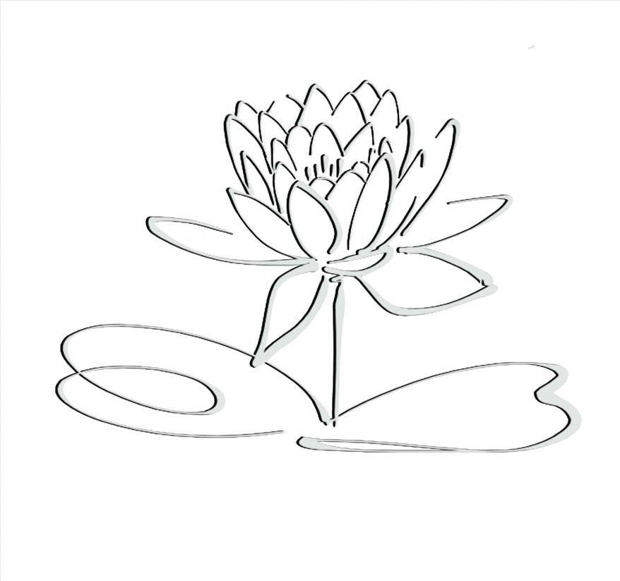 878x823 Design Leaves And Drawings Simple Rose Drawing Outline Of Vines