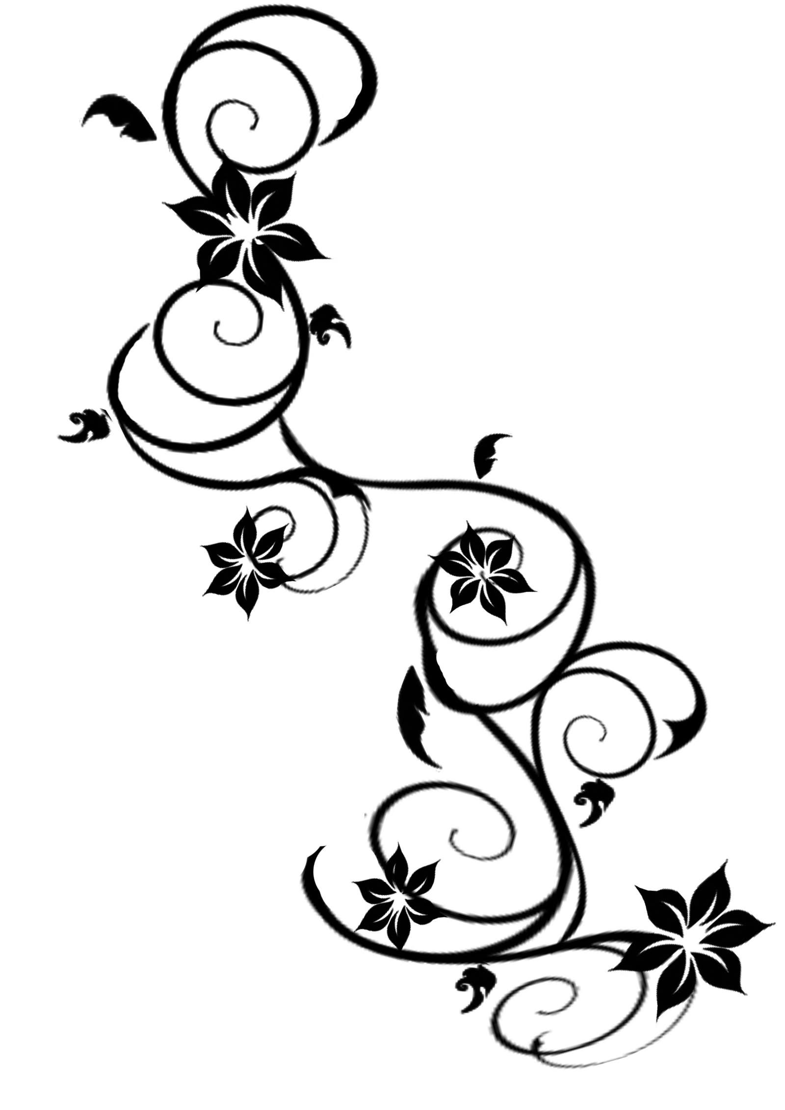 1600x2263 Awesome Vine Tattoo Designs