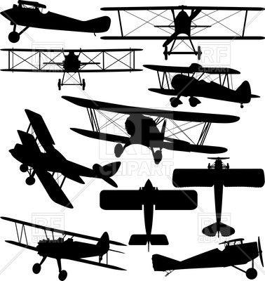 378x400 Vintage Airplane