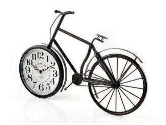 660x500 Princess International Bc 330 Vintage Bicycle Clock Ebay