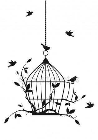 315x450 Cage Stock Vectors, Royalty Free Cage Illustrations