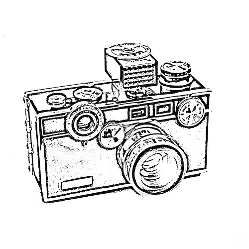 500x500 Kike Calvo Vintage Camera Collection Photojournalist, Author