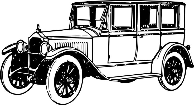 Classic car coloring pages 736x401 dodge pikup coloring page