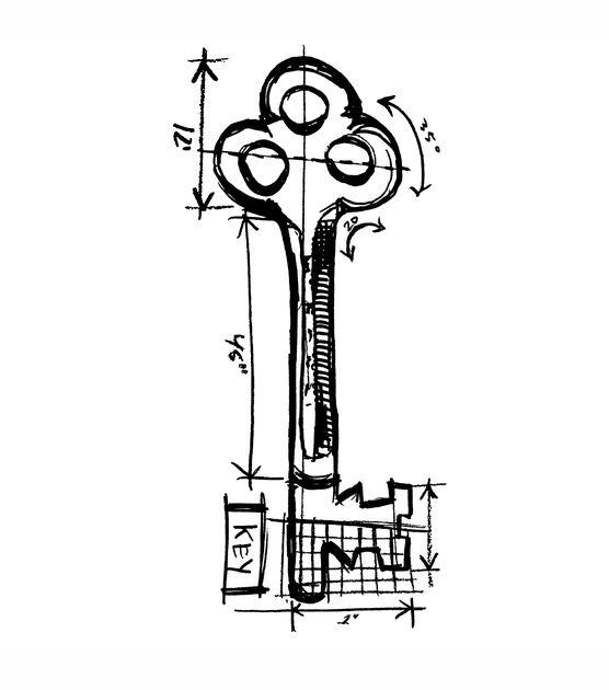 Key Switch Symbol