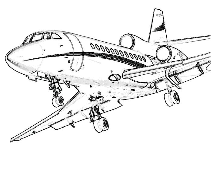 736x569 Best Airplane Coloring Pages Ideas On Dinosaur