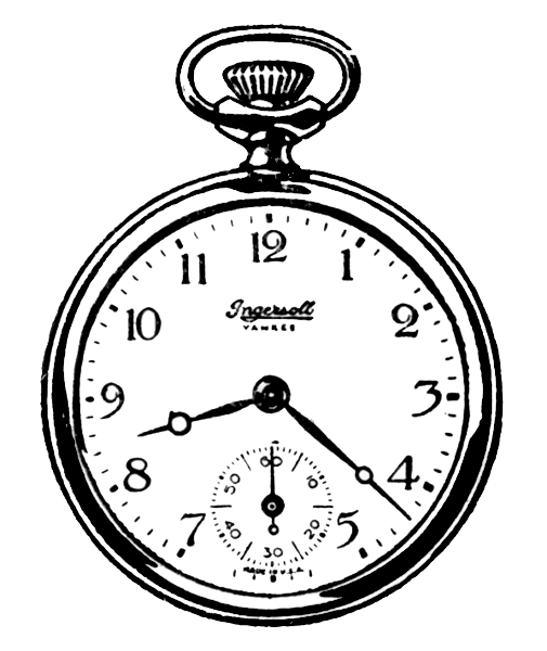 505x600 Pocket Watch Image Inspiration Pocket Watch, Clip