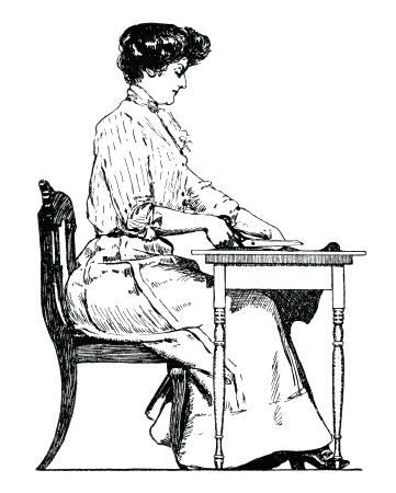 361x450 Sewing Clipart Vintage Sewing Sewing Machine Clipart Free