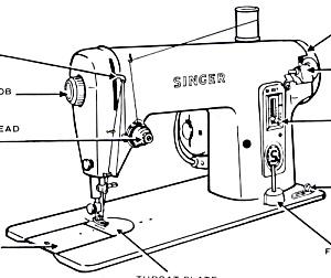 300x252 Download Pdf Singer 227 Fashion Mate Sewing Machine Manual