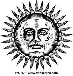 236x248 Winya No. 101 Posters By Winya Redbubble Sun,sun Vintage,sun
