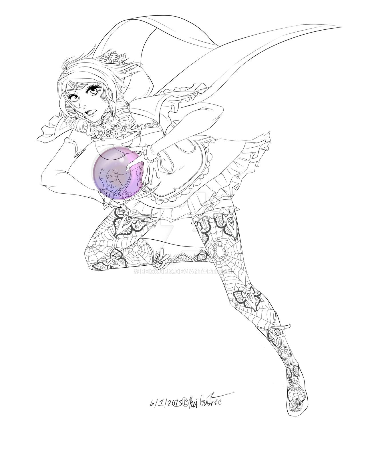 1280x1600 Viola Of Soul Calibur V By Reigodric