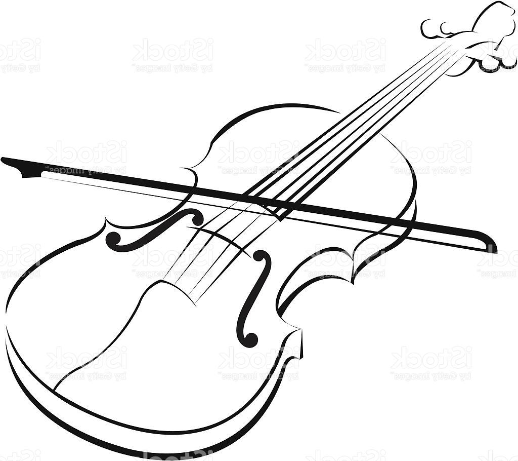 Line Drawing Violin : Violin drawing at getdrawings free for personal use