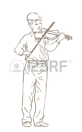 Violin Drawing at GetDrawings com | Free for personal use