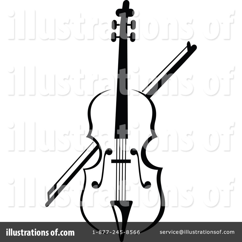 1024x1024 Violin Clipart