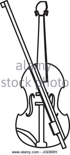 245x540 Violin Vector Vectors Stock Photos Amp Violin Vector Vectors Stock