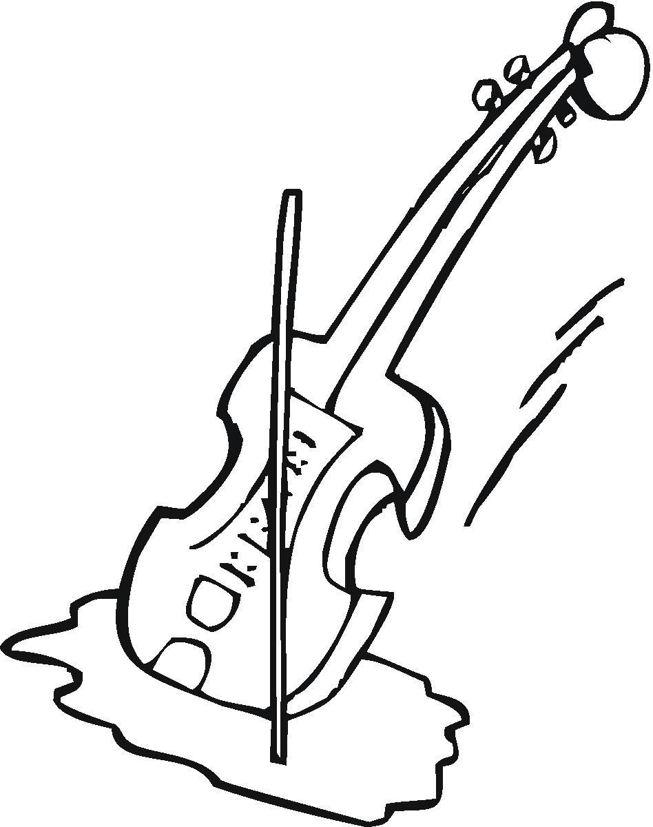 948x1200 Violin Clip Art Black And Clipart Panda