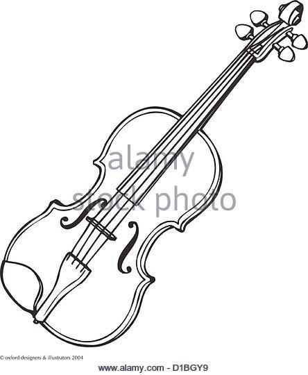 444x540 Stradivarius Violin