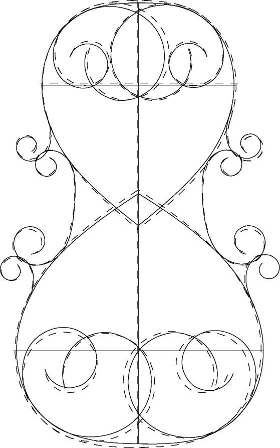 559x893 Muratov Sergei. The Art Of The Violin Design