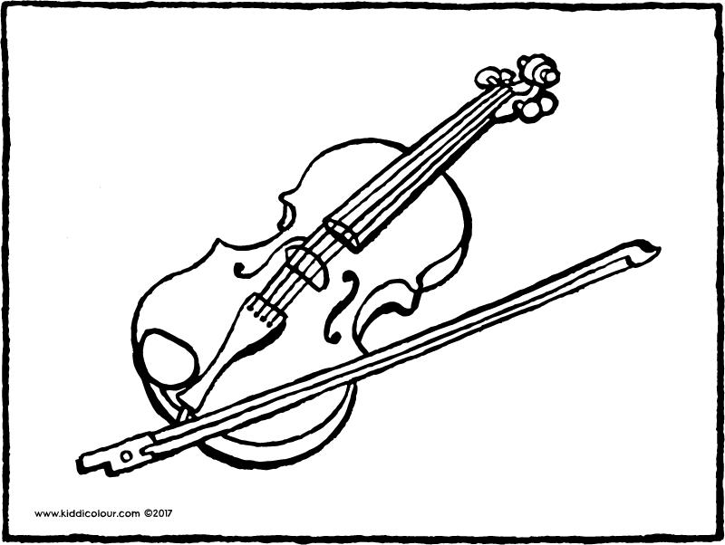 800x602 Instruments Kleurprenten