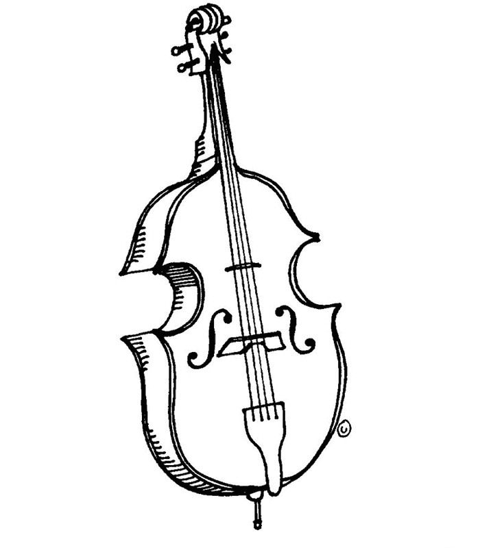 700x800 Good Musical Instrument Coloring Pages 98 For Your Line Drawings