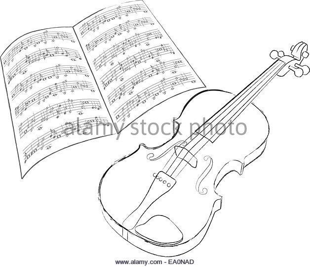 628x540 Viola Instrument Stock Photos Amp Viola Instrument Stock Images