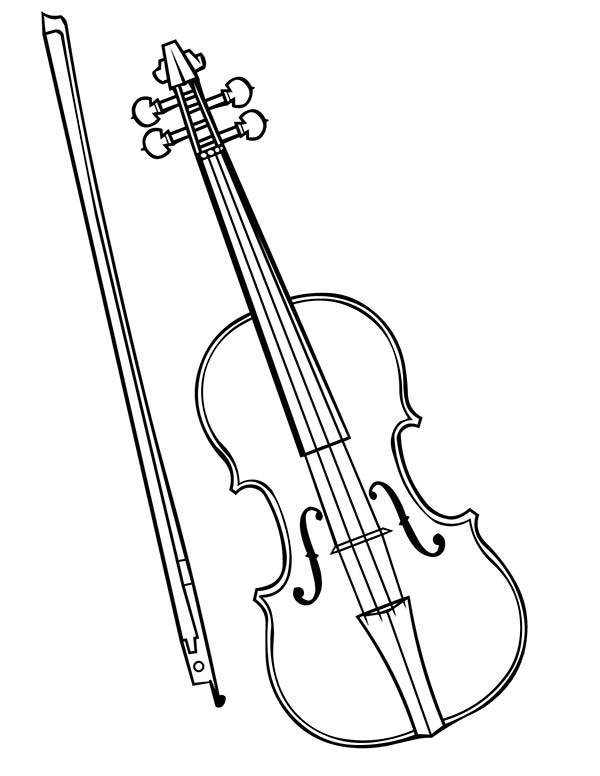 Violinist Drawing at GetDrawings.com   Free for personal use ...